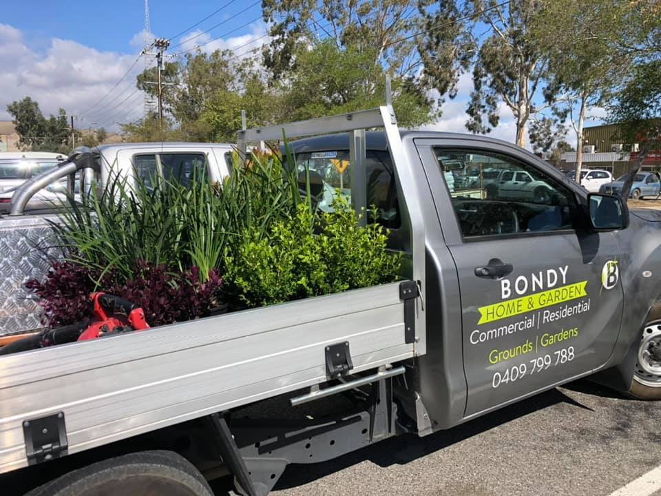 Bondy home and garden preparing for commercial grounds maintenance in Lonsdale